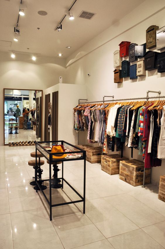 ala fashion boutique, Grand Canyon design by itzik albo